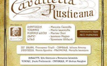 ''Cavalleria rusticana'', atto unico di Giovanni Verga
