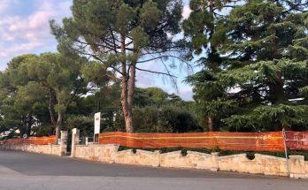 Villa Comunale Tacconi, dopo la Corrida Show iniziano i lavori di riqualificazione